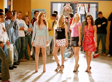 Hooker Bathroom Vanity Turns Out Mean Girls Was Almost Rated R For A Totally