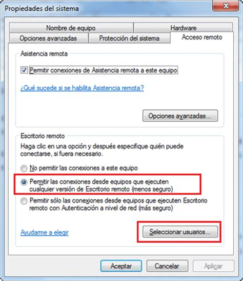 ejecutar escritorio remoto c 243 mo habilitar escritorio remoto en windows 10 8 7