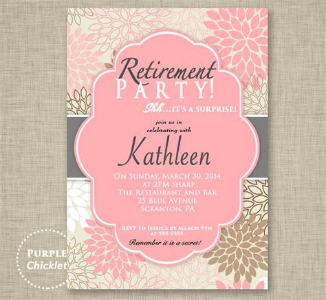 retirement invitations baseball card template 44 invitations psd free premium templates