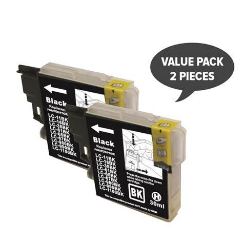 Lc 67 Black printer 2 x lc38 lc67 black compatible inkjet
