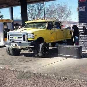 Truck With Dual Front Wheels 4 Wheel Dually Ford F 350 Obs Style With 2008