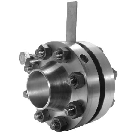 Flange Orifice Stainless Steel china stainless steel orifice flange with spade supplier