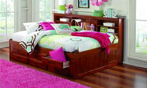 Purple Comforter Twin Bookcase Captains Bed Leather Full Size Daybed Full Day