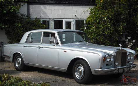 silver bentley rolls royce silver shadow bentley 1968