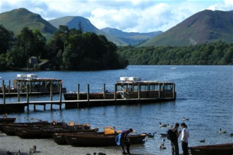 motorboat keswick 187 boats on derwent water with keswick launch company