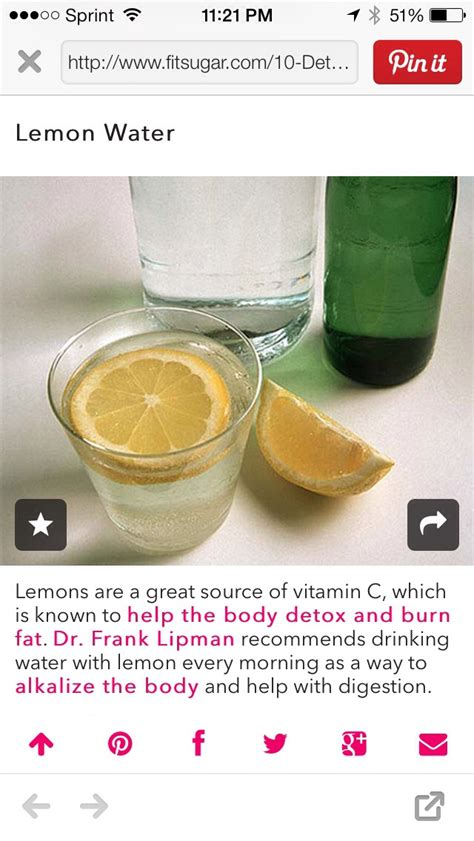 10 Foods To Help You Detox by 10 Foods To Help You Detox Musely