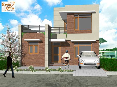 layout view apnaghar house design complete architectural solution