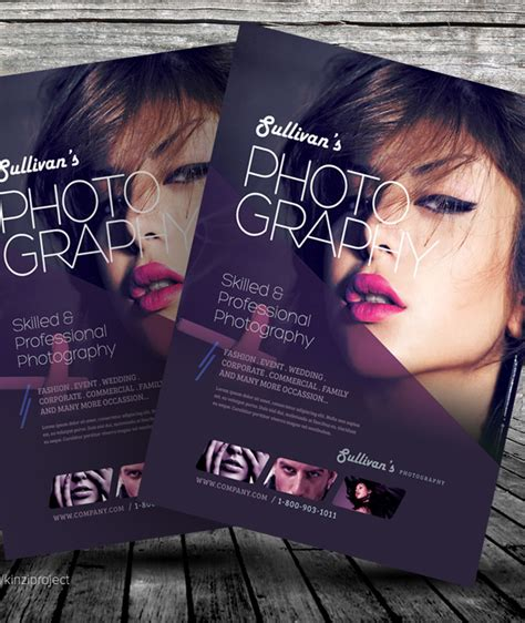 100 Fashion Photography Flyer Psd Templates For Free Premium Photography Flyer Template