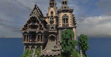 minecraft big house designs hustin manor minecraft house design minecraft pinterest house design