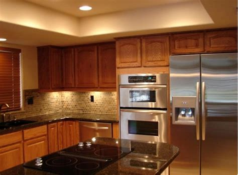 honey oak cabinets with black granite countertops google 9 best floors that go with oak cabinets images on