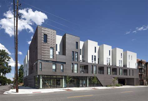 Apartment House Plans galeria de tejon 35 meridian 105 architecture 12