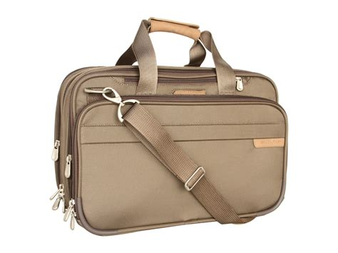 Briggs And Cabin Bag by Briggs Baseline Expandable Cabin Bag At Zappos