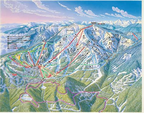 carolina ski areas map the 700 season pass in carolina by sugar mountain