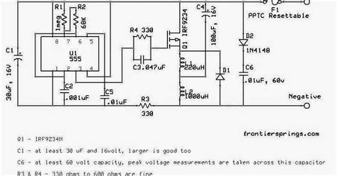battery desulfator circuit explained diagram circuit