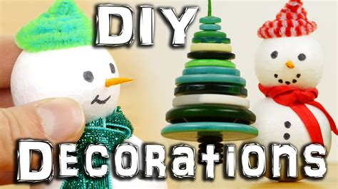 christmas decorations you can make at home christmas tree ornaments you can make at home