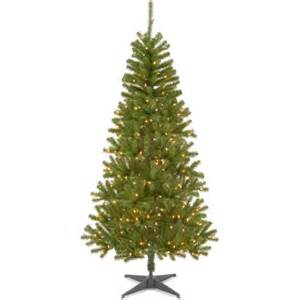 national tree pre lit 6 1 2 canadian grande fir wrapped