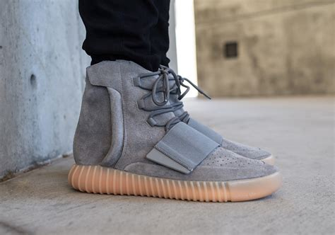 Yeezy 750 Grey here s what the adidas yeezy boost 750 quot grey gum quot looks