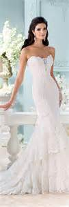 Fit And Flare Wedding Dresses » Home Design 2017