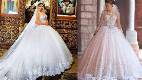 imagenes de vestidos de novia los mejores vestidos de novia 2017 youtube