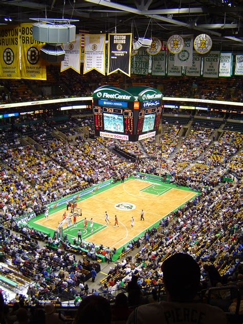 pro sports stadium review td garden