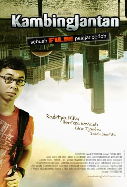 film indonesia karya raditya dika kambing jantan the movie wikipedia bahasa indonesia