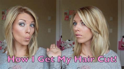 How Do I Get Hair My by How I Get My Hair Cut