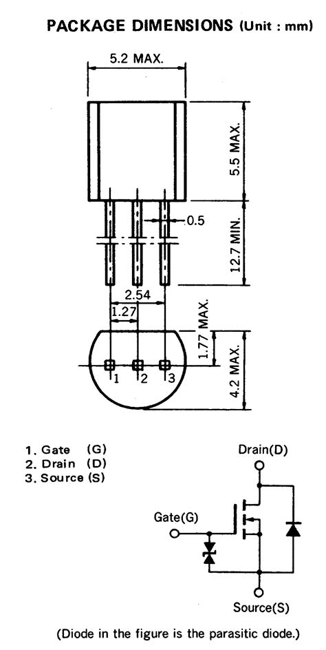 identification transistor pinout how to read the datasheet electrical engineering stack