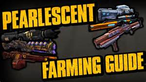 Borderlands 2 how to get pearlescent weapons guide youtube