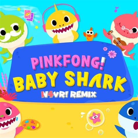 baby shark song remix unduh lagu baby shark n4vr remix pinkfong