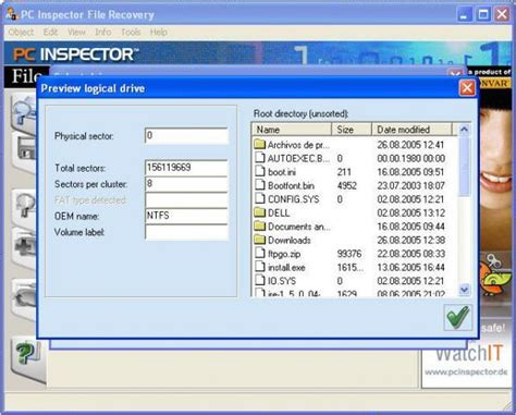 recovery software free download full version for pc ronan elektron pc inspector file recovery terbaru full