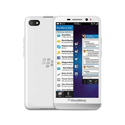 Hp Blackberry Ram 2gb blackberry z10 16gb 2gb ram 8mp white blackberry os patabay
