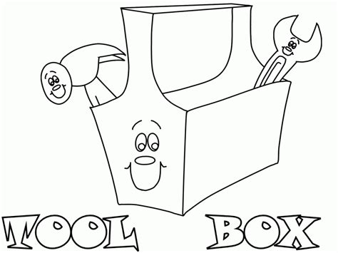 Tool Belt Coloring Pages Printable Coloring Pages Tools And Templates