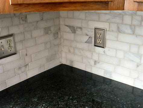 Images Of Kitchen Tile Backsplashes by Stone Backsplash Tile Ideas Home Design Ideas