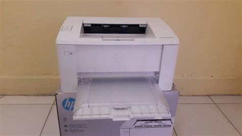 Hp Laserjet Pro M102a Printer New sell printer hp laserjet pro m102a from indonesia by