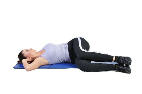 supine position  relieve  pain