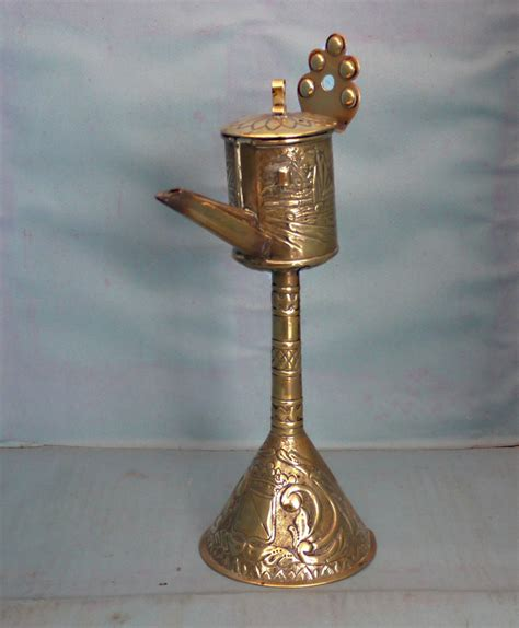 antique brass oil ls antiques atlas dutch brass oil l
