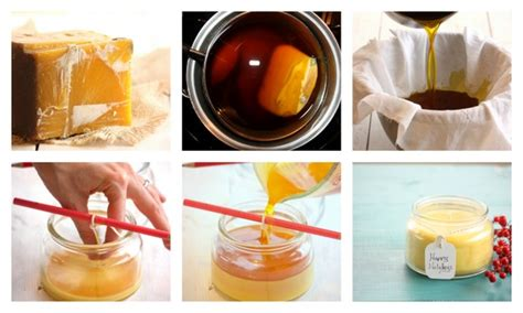 make candles how to make diy beeswax candles going evergreen