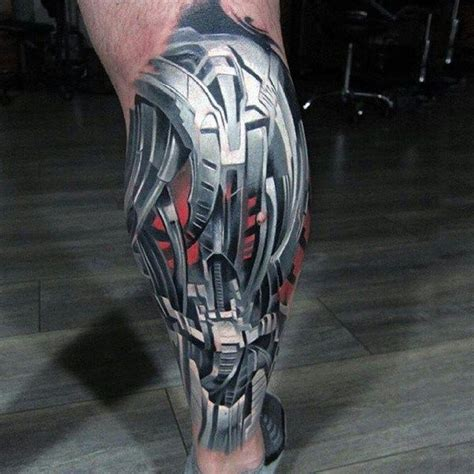 cyborg arm tattoo biomechanical tattoos designs best ideas for you