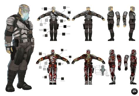 advanced soldier rig the dead space wiki dead space dead advanced soldier rig dead space costumes cosplay and