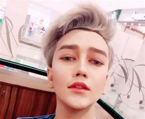 artis k pop yang pernah membuat pembedahan plastik di dagu lelaki kelantan yang dikecam kerana bedah muka untuk dapat