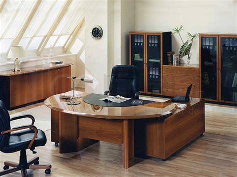 bureau de direction luxe bureau de direction niven plateau arrondi