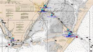 map port aransas rockport guides el canelo charters and captain