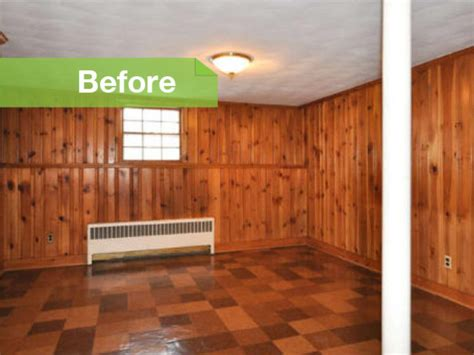 refinish wood paneling knotty to nice painted wood paneling lightens a room s look