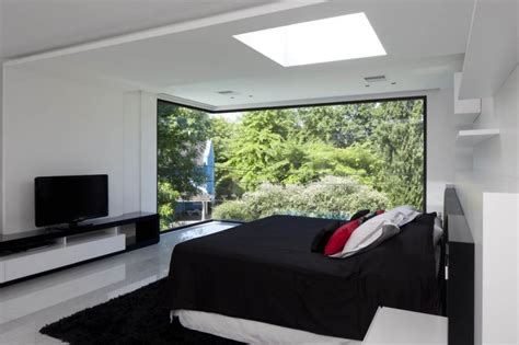 black white red bedroom carrara house black white red bedroom interior design ideas