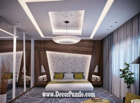 modern plaster of designs for bedroom 2015 pop