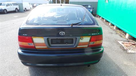 Bumper L Great Corolla 1994 95 Ae101 toyota corolla rear bumper ae101 seca 5dr 09 94 10 99 94 95 96 97 98 99 ebay