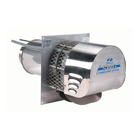 sidewall mounted exhaust fan field controls swg 4hds power vent 4 in outside mounted