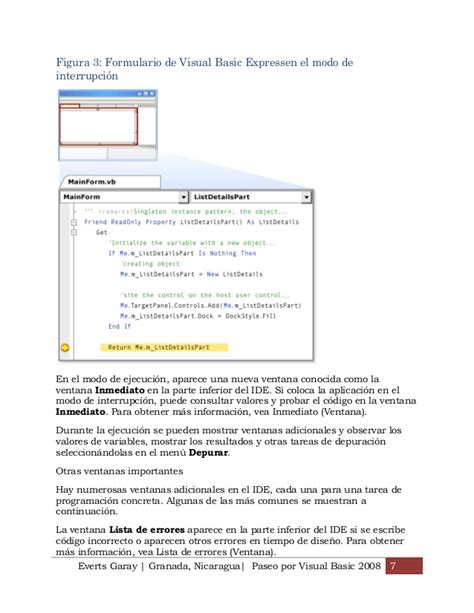 tutorial visual basic 2008 visual basic 2008 tutorial