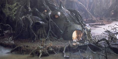 yoda s hut starwars
