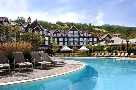 ontario tourist ontario resorts waterfront lodges the westin trillium house blue mountain town of blue